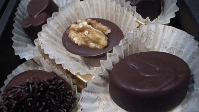 チョコレートの効能 (松戸 天ざる)