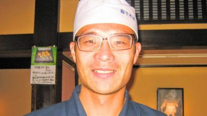 千葉県松戸市 北松戸駅近く 日本料理 七五三 銘々に料理が出るコースあります