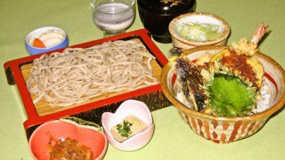 北松戸 手打ちそば ランチ 美味しい昼ごはん